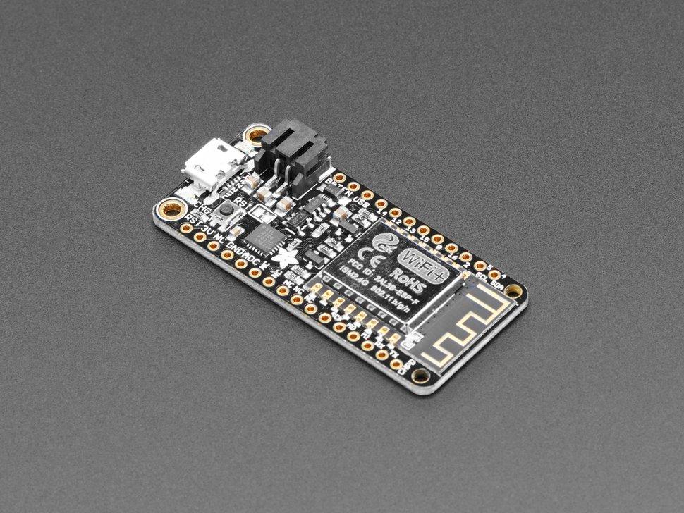 Feather WiFi HUZZAH ESP8266 Adafruit