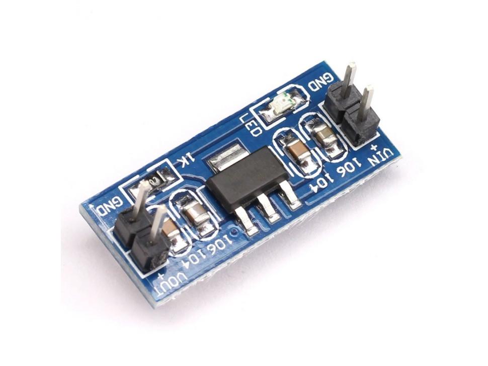 Power Module 5V Regulator AMS1117