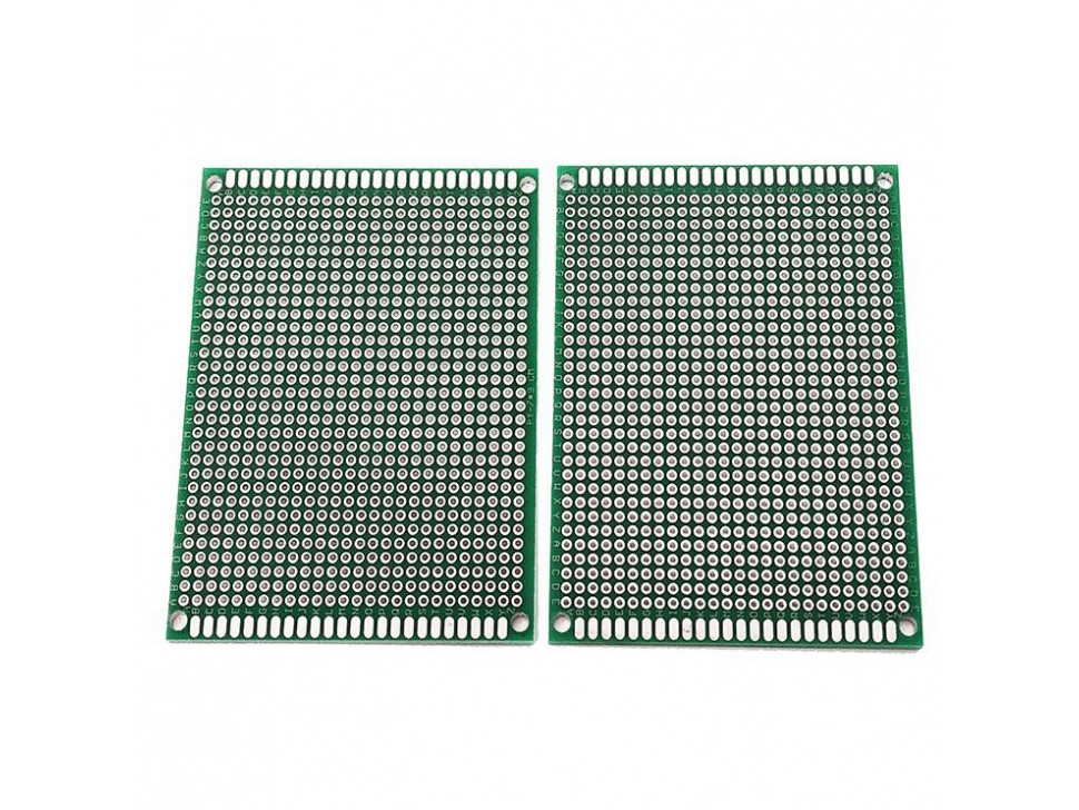 PCB 7x9 Double Sided Perfboard