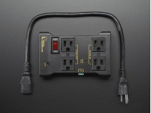 Controllable Four Outlet Power Relay Module