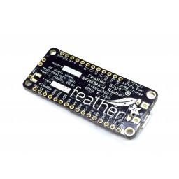 Adafruit Feather 32u4 RFM69HCW Packet Radio 868 or 915 MHz RadioFruit