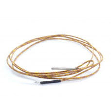 Thermocouple Type-K Glass Braid Insulated Stainless Steel Tip