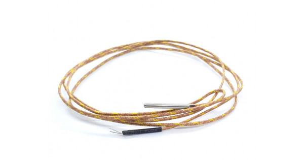 Steel Braided Battery Cable : Thermocouple type k glass braid insulated stainless steel