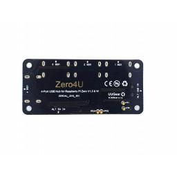 Zero4U 4 Port USB Hub for Raspberry Pi Zero v1.3