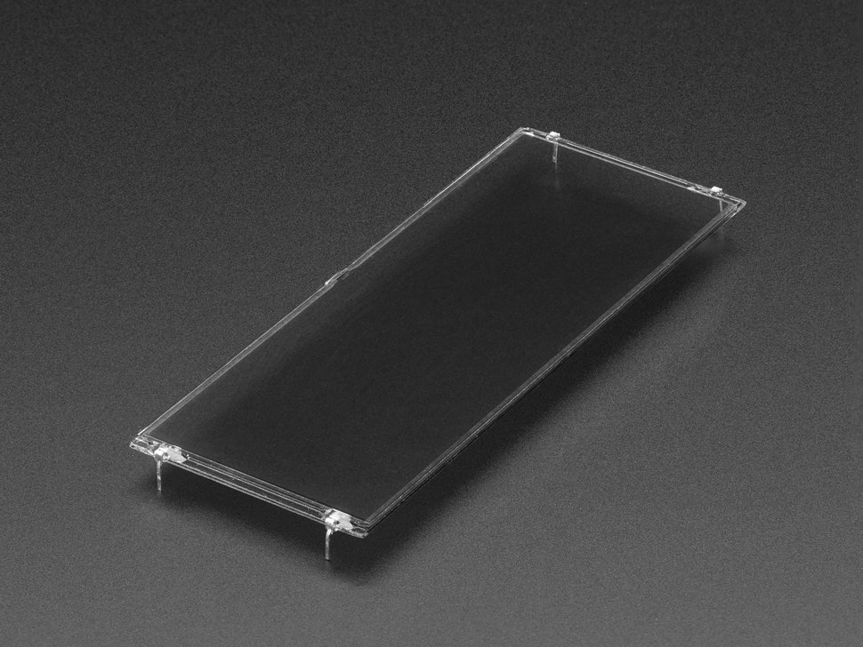 Liquid Crystal Light Valve LCD Controllable Black-out Panel