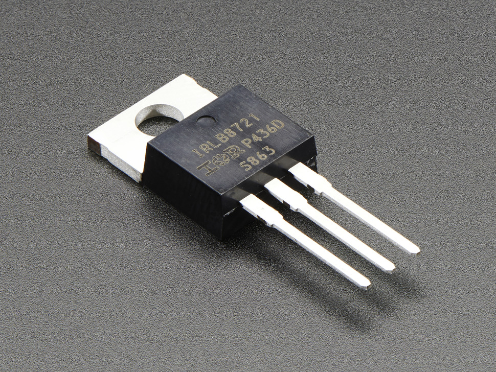 MOSFET N-channel power 30V / 60A
