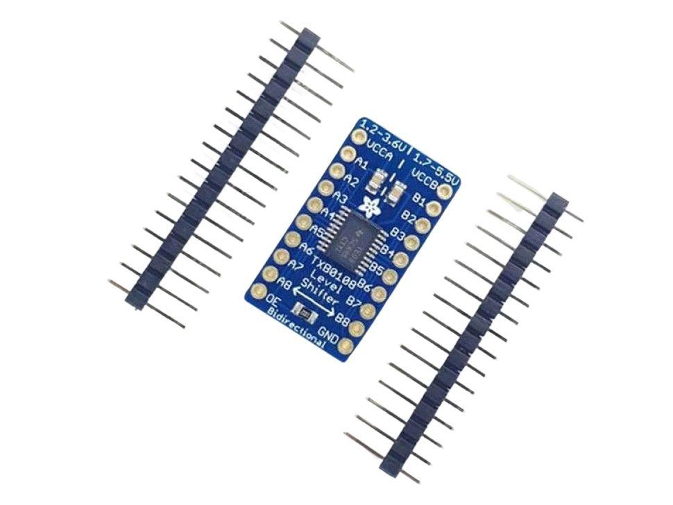 Logic Level 8-Channel Bi-directional Converter TXB0108