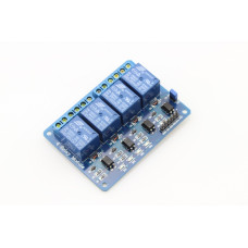 Relay Module 10A 4 Channel