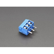 Terminal Block 3 pin 3.5mm pack of 5
