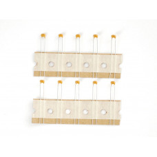 Capacitors 0.1uF ceramic 10 pack