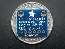 Barometric Pressure / Temperature MPL115A2 I2C Sensor