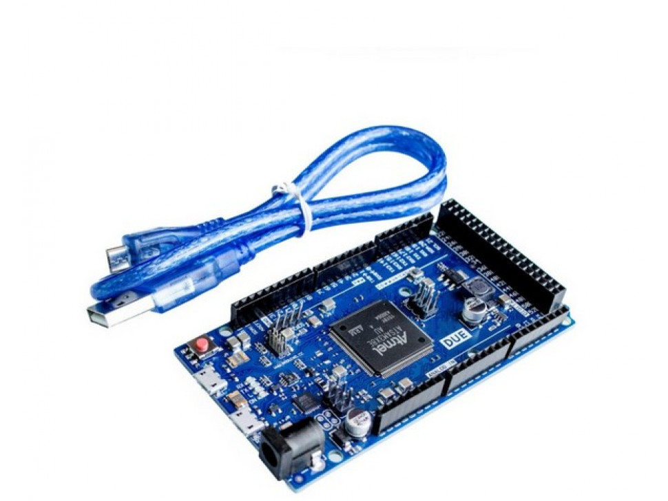 Due R3 ARM Board with Arduino