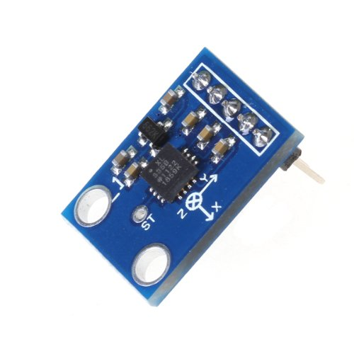 ADXL335 5V ready triple-axis accelerometer +-3g analog out