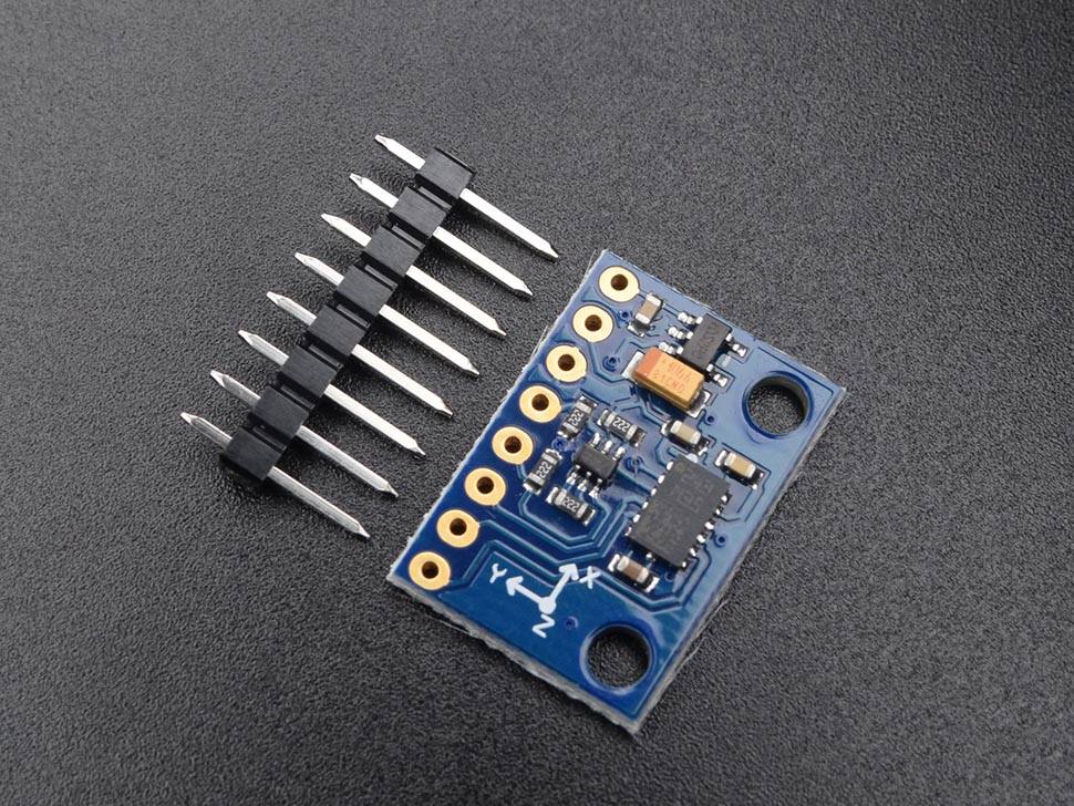 Accelerometer+Magnetometer Triple-axis (Compass) Board LSM303