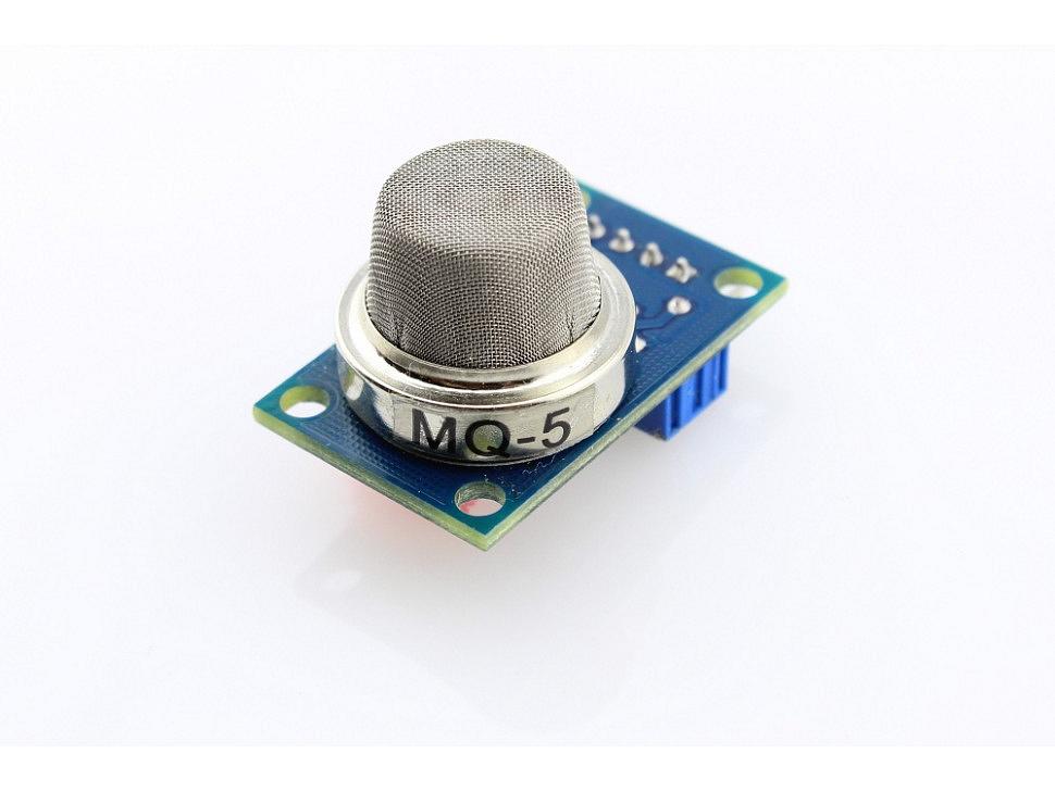 Gas Sensor MQ5 Analog LPG For Arduino