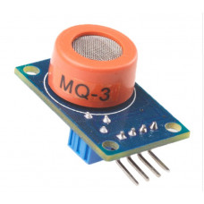 Analog Alcohol Sensor MQ3