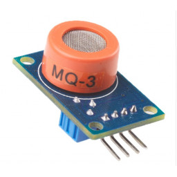 Analog Alcohol Sensor MQ3