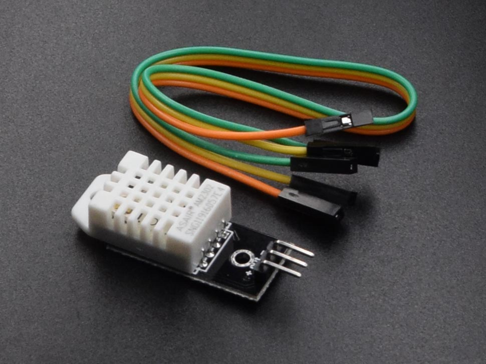 Temperature and Humidity Sensor DHT22 Module