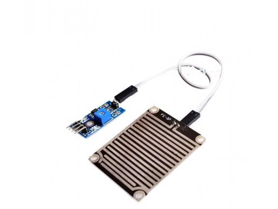 Rain Steam Sensor