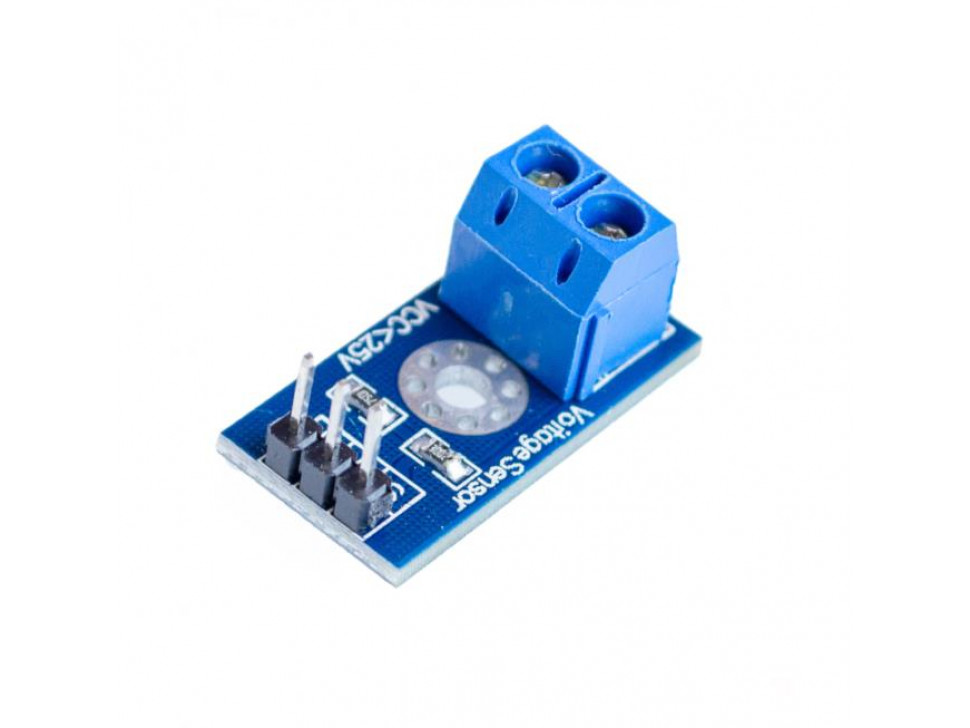 Voltage Sensor Module 25V