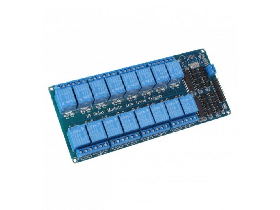 Relay Module 10A 16 Channels