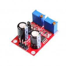 Frequency Adjustable Pulse Generator NE555 Module