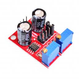 Frequency Adjustable Pulse Generator NE555 Module