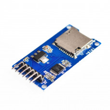 MicroSD Card Reader Module for Arduino