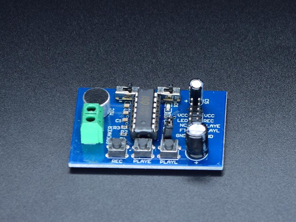 Voice Record Module ISD1820