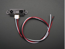 Distance Sensor 10-80cm GP2Y0A21YK0F Sharp