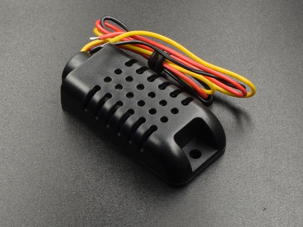 Temperature & Humidity Capacitive Digital AM2301 DHT21 Sensor