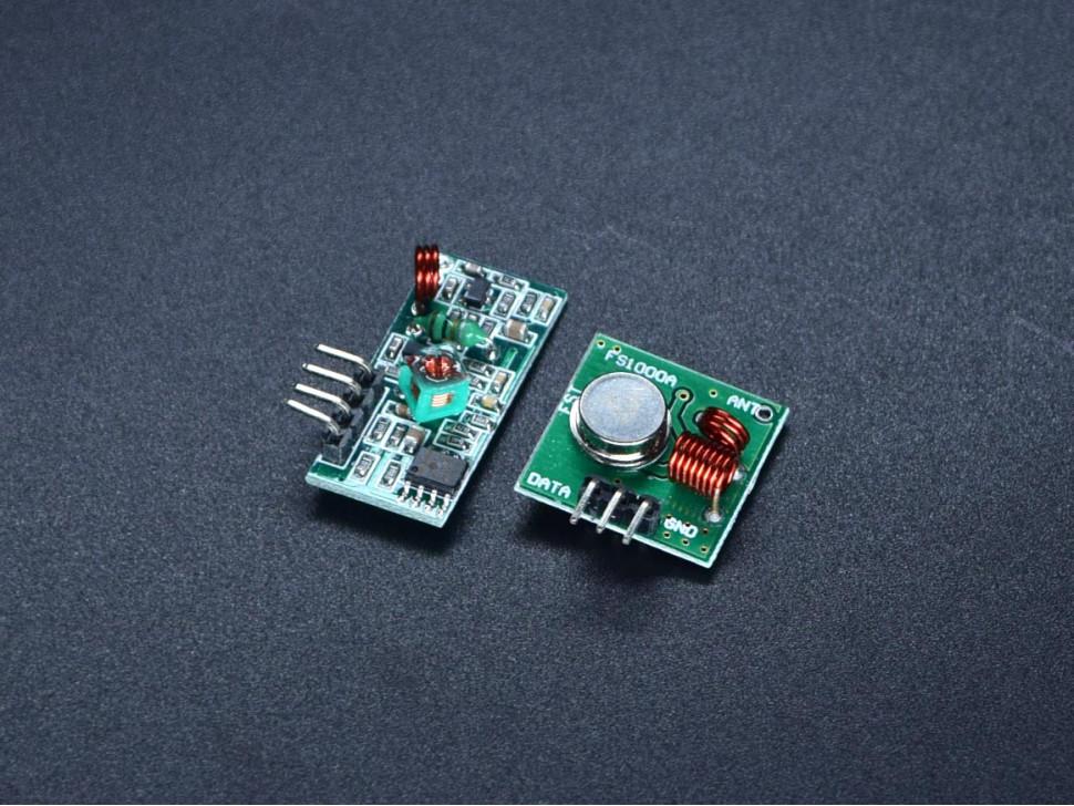 RF Transmitting Module - 433Mhz