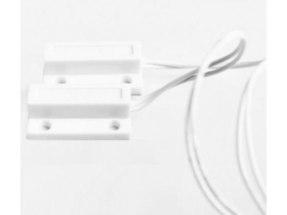 Magnetic contact switch door sensor