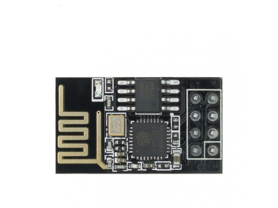 ESP-01S 1MB WIFI ESP8266 WiFi Serial Transceiver Wireless Module