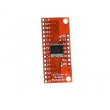 High Speed Analog / Digital MUX Breakout CD74HC4067 for Arduino