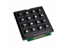 Keypad 4x4 Matrix Module Plastic Keys for Arduino