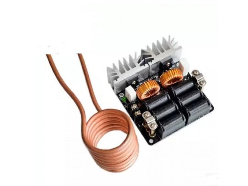 Heating Induction Board Module 20A 1000W 48V