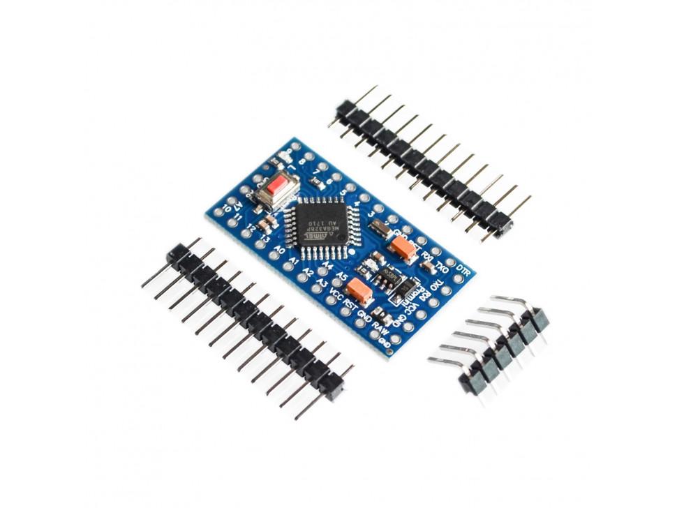 Pro Mini 328 5V 16Mhz with Arduino