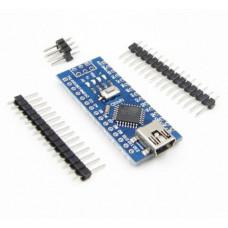 Arduino Nano CH340 ATmega328 Unsoldered