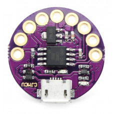 LilyPad ATtiny85 Digispark Wearable Device
