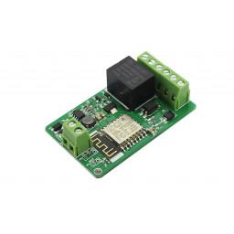 Relay ESP8266 10A 220V Network WIFI Module Input DC 7V-30V