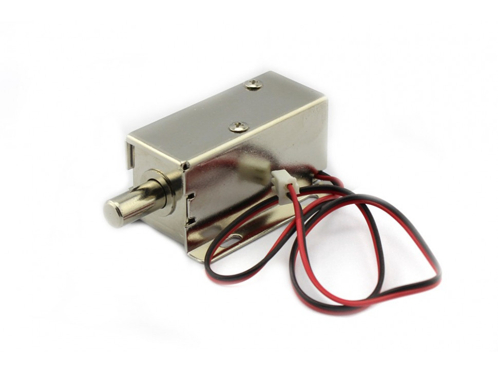Solenoid Lock Round Tongue Mini Electric LY-01 DC12V
