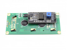 LCD I2C 1602 Display Module Blue