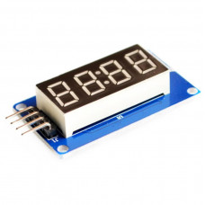 LED 4 Bits Display Module TM1637