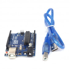 Arduino Uno R3 Board ATMEGA328 with USB Cable