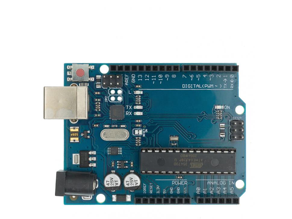 Uno R3 Board ATMEGA328 Arduino Compatible