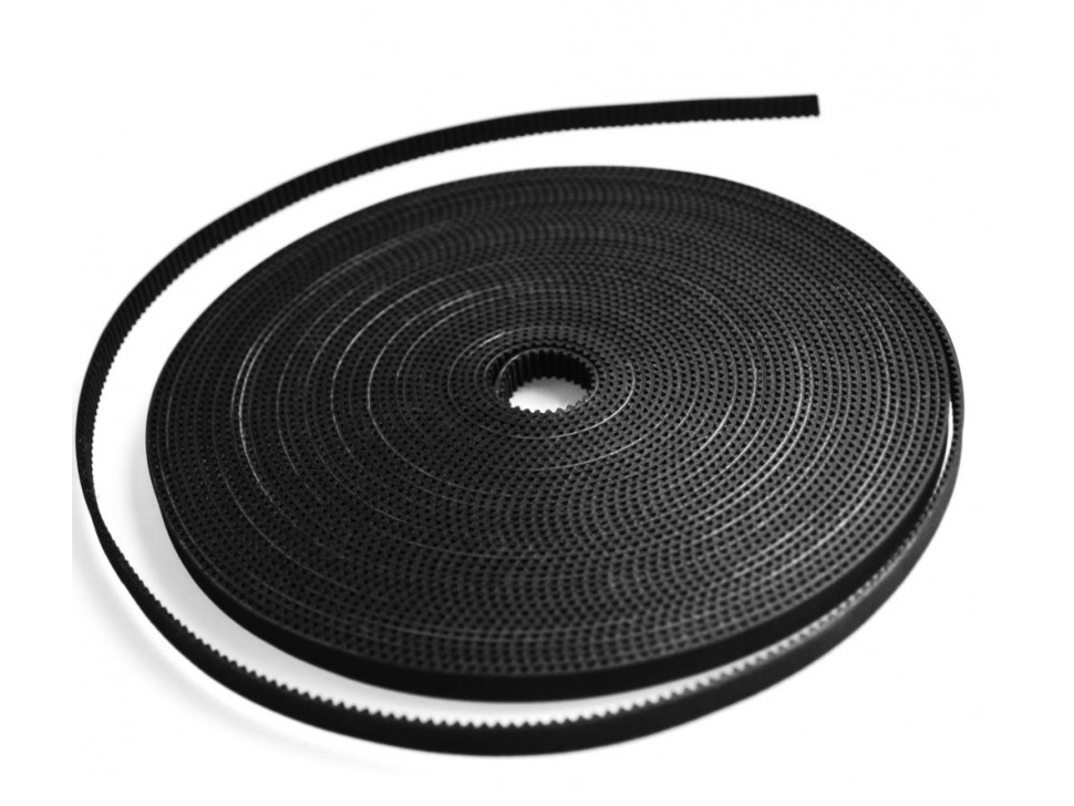GT2 Belt 6mm Width 1M