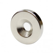 Round Bowl Magnet 15mm