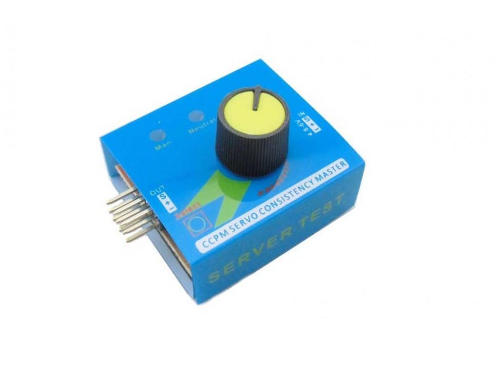 Servo Motor Controller Tester