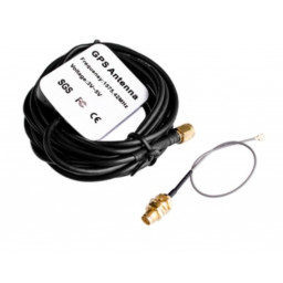 GPS Active Antenna 3m Plug Series Connector SMA